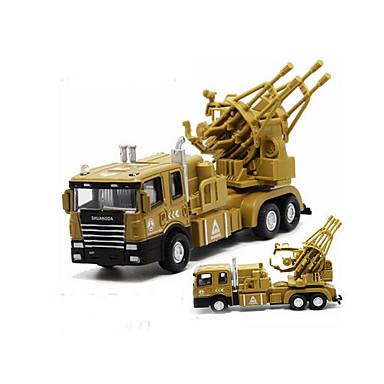 01:32 พลาสติก รถทหาร Tank รถบรรทุกของเล่นและรถก่อสร้าง รถของเล่น รถรุ่น สำหรับเด็ก ของเล่นรถ / เพลงและแสง