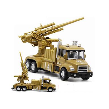 ดึงกลับยานพาหนะ รถทหาร Toy ของขวัญ / Metal