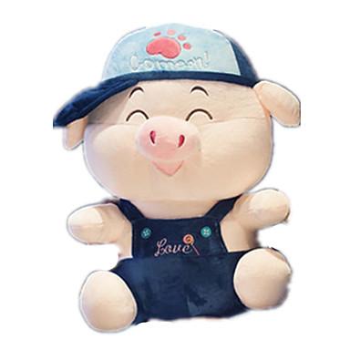 voordelige Knuffels & Pluche dieren-Kussens Knuffels & Pluche dieren Eend Varken Schattig Groot formaat voor kinderen Unisex Speeltjes Geschenk