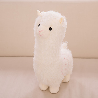 Sheep Puppets Stuffed & Plush Animals น่ารัก สนุก ขนาดใหญ่ เด็กผู้หญิง Toy ของขวัญ 1 pcs