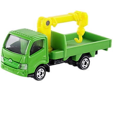 รถของเล่น รถรุ่น ยานพาหนะก่อสร้าง ปั้นจั่น การจำลอง ทุกเพศ เด็กผู้ชาย Toy ของขวัญ