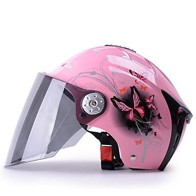 billige Motorsykkel & ATV tilbehør-YEMA 310 Åpen hjelm Voksen Unisex Motorsykkel hjelm Anti-UV / Pustende