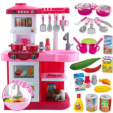 Toy Kitchen Set Toy Food Play Food Pretend Play Pvc Polyvinyl
