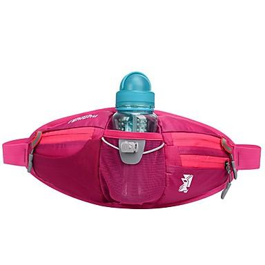 กระเป๋าคาดเอว กระเป๋าสะพายเอว วิ่งแพ็ค สำหรับ วิ่ง กระเป๋าสปอร์ต มัลติฟังก์ชั่ กันน้ำ Lightweight ไนลอน เล่นกระเป๋า