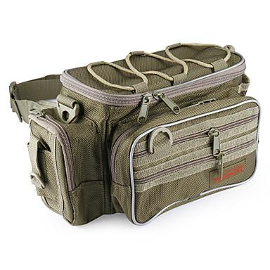 Fishing Tackle Bag Tackle Box Multi-Functional Waterproof Dust Proof Polyester Nylon 662423 2017 u2013 $19.99  sc 1 st  LightInTheBox & Fishing Tackle Bag Tackle Box Multi-Functional Waterproof Dust ... Aboutintivar.Com