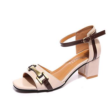 Schuhgröße:38;Farbe:Gris Zapatos azules de verano de punta cuadrada casual para mujer  41 EU Zapatos naranjas para hombre  Negro (Schwarz 100) y5lkFSk
