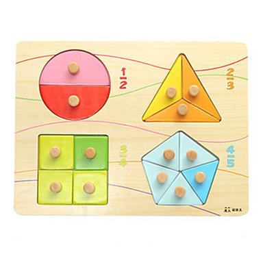 voordelige 3D-puzzels-Legpuzzel / Houten modellen Eend Hout Unisex / Jongens Geschenk