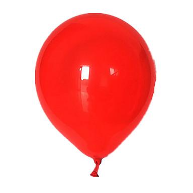 voordelige Ballonnen-Speelgoedauto's Ballen Ballonnen Kraamvisite Windmolen Bruiloft Feest Opblaasbaar Kleurrijk Kinderen Unisex Speeltjes Geschenk 100 pcs