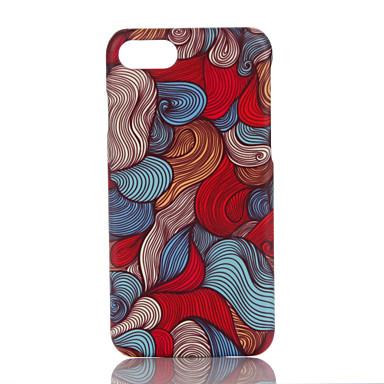 Case สำหรับ Apple iPhone 7 Plus / iPhone 7 / iPhone 6s Plus Ultra-thin / Pattern ปกหลัง เลขาคณิต Hard พีซี