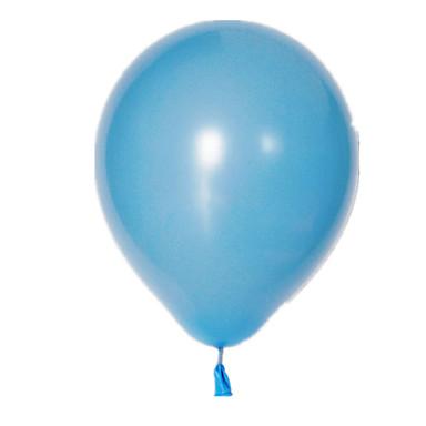 voordelige Ballonnen-Speelgoedauto's Ballen Ballonnen Windmolen Feest Opblaasbaar Kinderen Unisex Speeltjes Geschenk 100 pcs