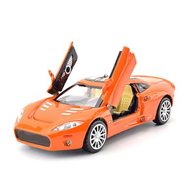 ดึงกลับยานพาหนะ ยานพาหนะฟาร์ม รถยนต์ ทุกเพศ Toy ของขวัญ / Metal