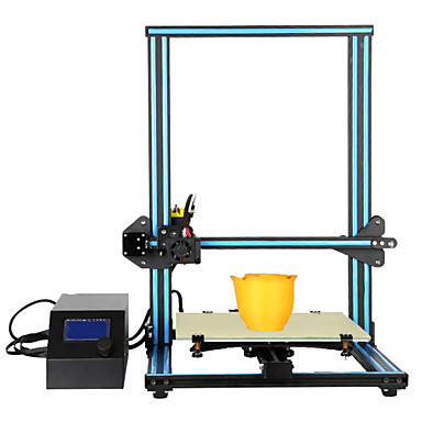 Creality3D Cr-10 3D Printer Large Size Desktop Diy Printer 150 Mm/S Lcd Screen Display