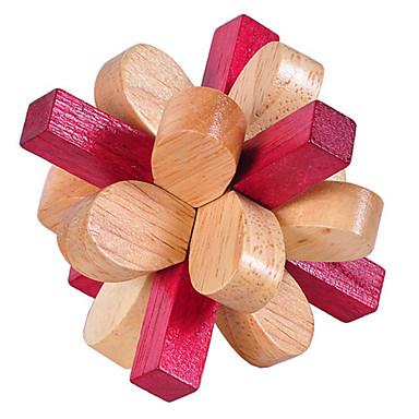 จิ๊กซอว์ Luban ล็อค การก่อสร้างตึก ของเล่น DIY 1 Novelty Toys