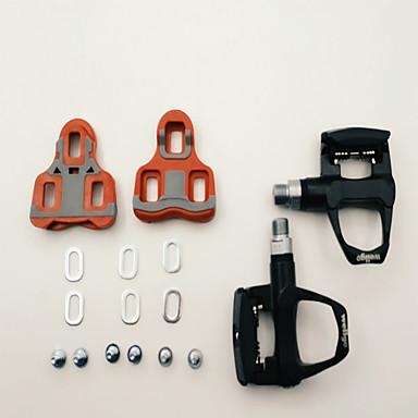 povoljno Dijelovi za bicikl-BOODUN Pedale Nesližuće Aluminijska legura za Biciklizam Cestovni bicikl Crn