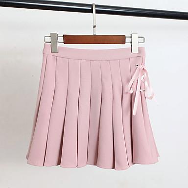 cc2685a41c 2017 primavera moda correa perspectiva de diseño plisado pantalones cuerpo alineado  faldas falda signo femenino 5671776 2019 –  12.99