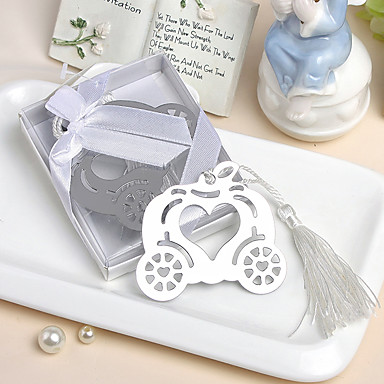 Wedding Anniversary Bridal Shower Stainless Steel Bookmarks Letter Openers Fairytale Theme 1 972 5657486 2018 100