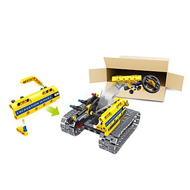 รถของเล่น Building Blocks ของเล่นชุดก่อสร้าง ของเล่นการศึกษา รถยนต์ ยานพาหนะก่อสร้าง เด็กผู้ชาย เด็กผู้หญิง Toy ของขวัญ