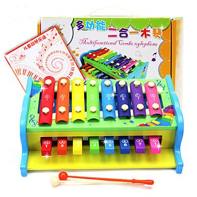 Building Blocks Musikalske leker ของเล่นการศึกษา สำหรับเป็นของขวัญ Building Blocks 5 ถึง 7 ปี Toys