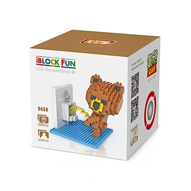voordelige 3D-puzzels-LOZ 3D-puzzels LOZ Diamond Blocks Beer DHZ Kinderen Speeltjes Geschenk