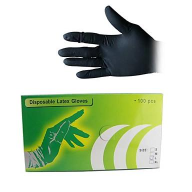 solong-tattoo-100pcs-black-disposable-tattoo-latex-gloves-small-size-s-tc106-3