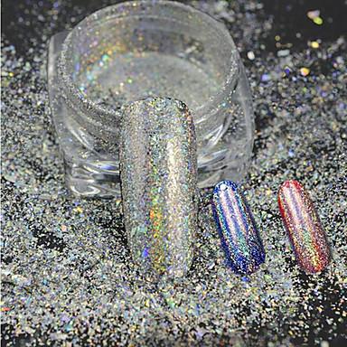 baratos Liquidação-1bottle Glitter & Poudre / Outras decorações Glitters / Clássico / Casamento Adorável Diário / Shimmering