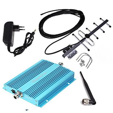 povoljno Zaštita i sigurnost-gsm 900mhz pojačalo za pojačanje signala za mobitel za dom i izgradnju gsm mobilni repetitor signala yagi komplet antene ul 890-915mhz dl 935-960mhz
