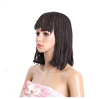 African Braids Braided Wig African American Wig Women S