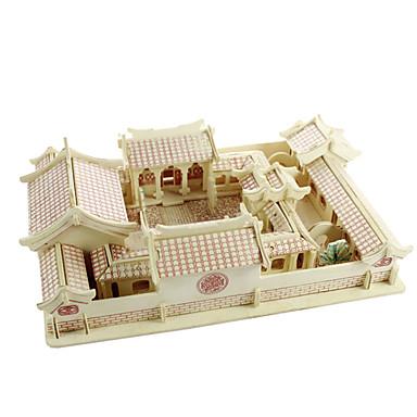 preiswerte Holzpuzzle-3D - Puzzle Holzmodelle Spaß Holz Klassisch Kinder Unisex Spielzeuge Geschenk