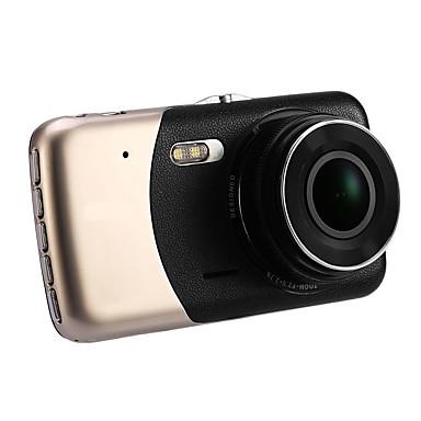 billige Bil Elektronikk-a701 full hd 1920 x 1080 170 grader bil dvr mst 4 tins dash cam android app nattsyn g-sensor bevegelsesdeteksjonssløyfopptak auto