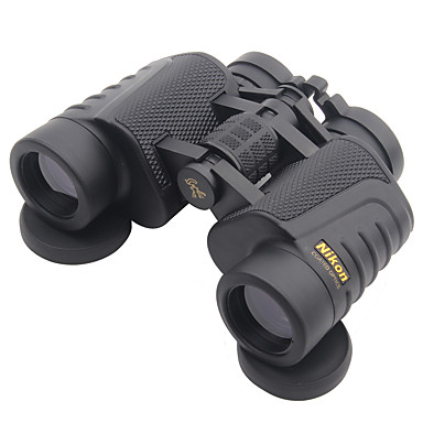 12X45mm Binoculars High Definition Folding Handheld Spotting Scope Military Roof Prism High Powered Carrying Case Generic Military Bird