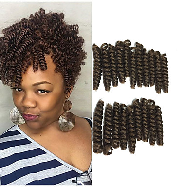 1pack New Bouncy Curl Crochet Braids Toni Curl 10inch