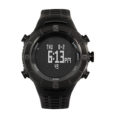 ezon h001a01 multifunkční outdoor pěší turistika lezení sportovní hodinky s  výškoměr barometr kompas 5517119 2019 –  81.99 7f2be263d8
