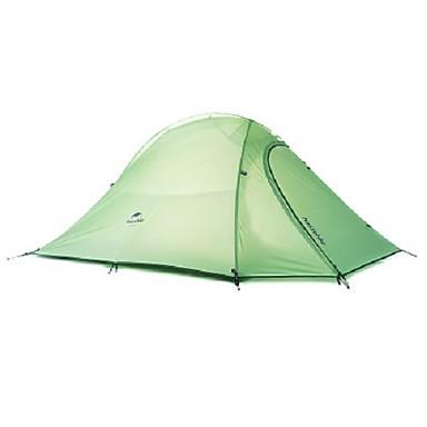 86d6b3058fa Naturehike 1 osoba Stříška Dvojitý Camping Tent jeden pokoj Malé stany 4  Sezóna pro CM 5760918 2019 –  89.99