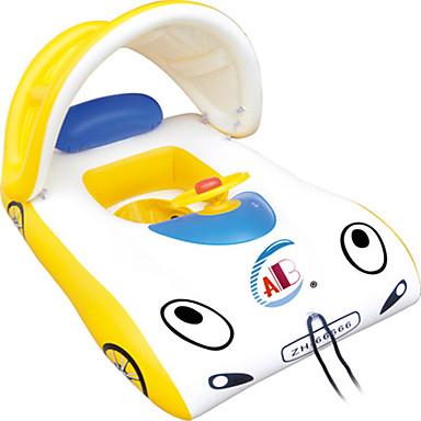 preiswerte Aufblasbare Schwimmhilfen & Luftmatratzen-Auto Aufblasbare Luftmatratzen Aufblasbares Spielzeug PVC Kinder Jungen Mädchen Spielzeuge Geschenk