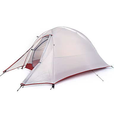 Naturehike 1 person Tent Double C&ing Tent One Room Fold Tent Portable Rain-Proof Foldable 4 Season for C&ing Outdoor Silicone CM 5800066 2017 u2013 $89.99  sc 1 st  LightInTheBox & Naturehike 1 person Tent Double Camping Tent One Room Fold Tent ...
