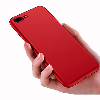 044e57b5e7afb Capinha Para Apple iPhone 8 iPhone 8 Plus Áspero Capa traseira Côr Sólida  Macia Silicone para iPhone 8 Plus iPhone 8 iPhone 7 Plus iPhone de 5784469  2019 ...