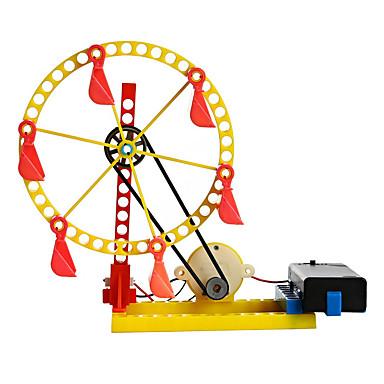 Robotime Swing Menino alívio de estresse Brinquedo De Madeira 3D Puzzle Artesanato Faça você mesmo para crianças