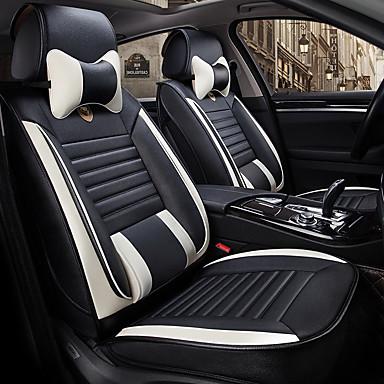 billige Interiørtilbehør til bilen-klaring odeer bil sete dekker setetrekk grå / lilla / kaffe pu (polyuretan) virksomhet for universal