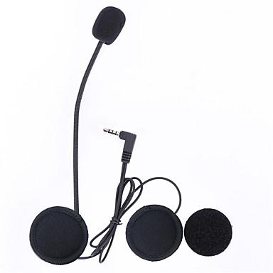 povoljno Motori i quadovi-vnetphone 3.5mm utičnica v6 interfon v4 interfon slušalice pribor slušalice stereo odijelo za v6 interfon v4 kaciga interfon pribor dijelovi