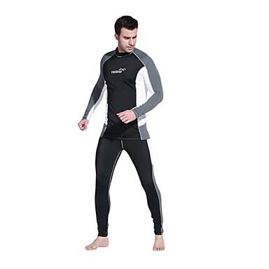 2d4c45493107 Pánské Dlouhý neopren Prodyšné Rychleschnoucí Anatomický design Čínský  nylon Diving Suit Dlouhé rukávy Potápěčské obleky-PotápěníJaro 5790184 2019  –  33.27