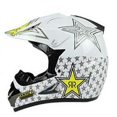 Casque de course de moto tout terrain avec casque d 39 toile - Casque moto course ...