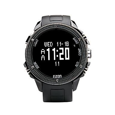 slavné značky hodinek ezon h501 venkovní turistika výškoměr kompas barometr  velký číselník sportovní hodinky pro muže 5517135 2019 –  150.99 8255f4cf721