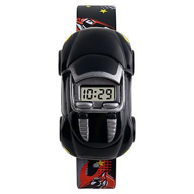 povoljno ženski digitalni satovi-SKMEI Ručni satovi s mehanizmom za navijanje digitalni sat Digitalni Silikon Kalendar Kreativan Cool Šiljci za meso Moda - Bijela Crvena Plava Dvije godine Baterija Život / Maxell626 + 2025