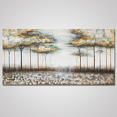 Stretched Canvas Print Abstract European Style,One Panel Canvas ...