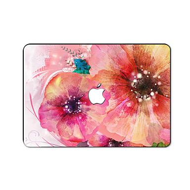 MacBook Fodral   Laptop Väska Blomma Plast för Ny MacBook Pro 15     Ny eb56f0b24eb55