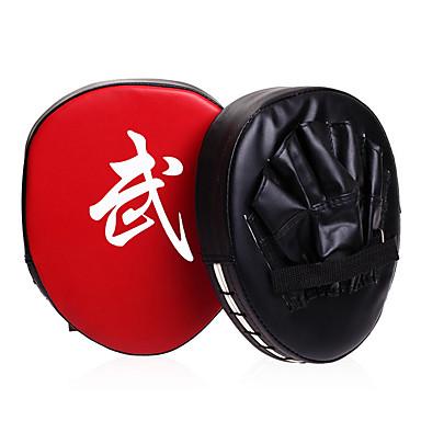 preiswerte Boxsack & Schlagpolster-Boxhandschuhe Zielscheiben für Kampfsportarten Für Boxen Geschwindigkeit TPU Schwarz-Rot