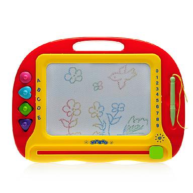 levne Kreslení hračky-Kreslení hračky Tabulky na kreslení Magnetické Velká velikost Plast Dětské Hračky Dárek