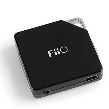 [$39 99] FiiO E6 Fujiyama Built-in EQ Mini Portable Headphone Amplifier  Headphone Amp Preamps Upgraded Version of E5