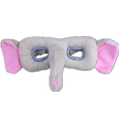 voordelige Knuffels & Pluche dieren-Olifant Halloweenmaskers Dierenmasker Knuffels & Pluche dieren Pluche stof Meisjes Speeltjes Geschenk