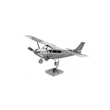 levne 3D puzzle-3D puzzle Modele Letadlo Zábava Nerez Klasické Dětské Unisex Hračky Dárek